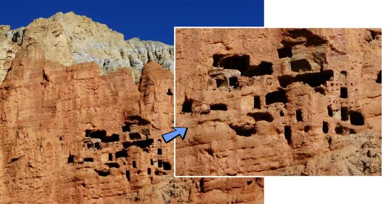 altas cuevas alto mustang