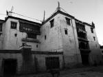 palacio del último monarca lo manthang alto mustang